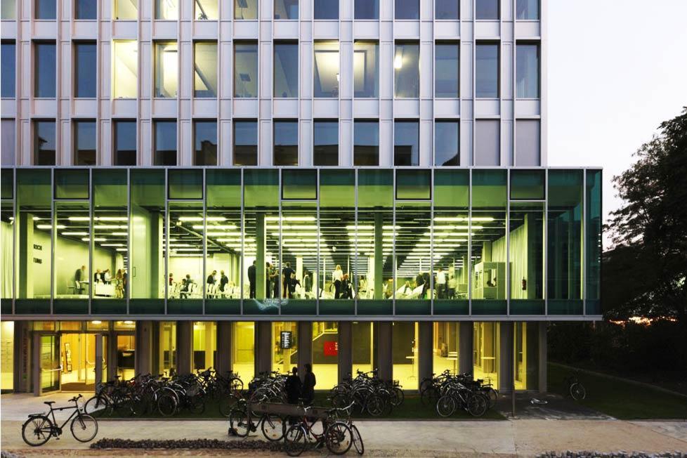 Casa central de la Fundación Heinrich Böll en Berlín